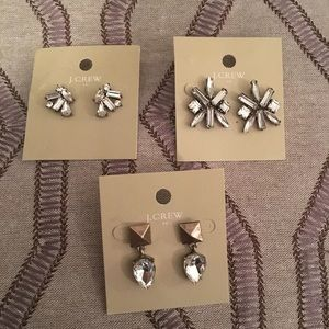 J. Crew Earrings Bundle